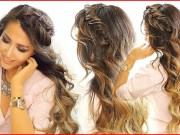 curly fast hairstyles women