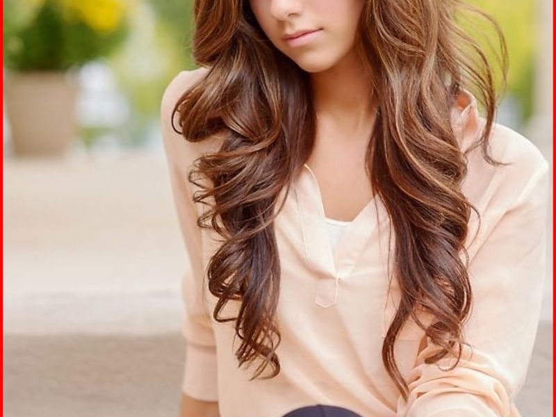 Hair Color For Teenage Girl - Best Kids Hairstyle