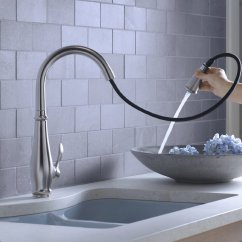 Moen Pull Down Kitchen Faucet American Standard Sink Best Faucets 2013 - Hub