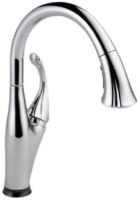 Delta 9192T-SSSD-DST Review - Single Handle Touchless ...