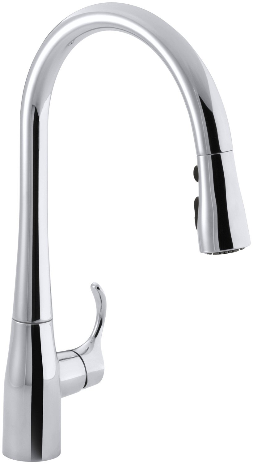 delta pull down kitchen faucet how to install hidden hinges on cabinets what's the best faucet?