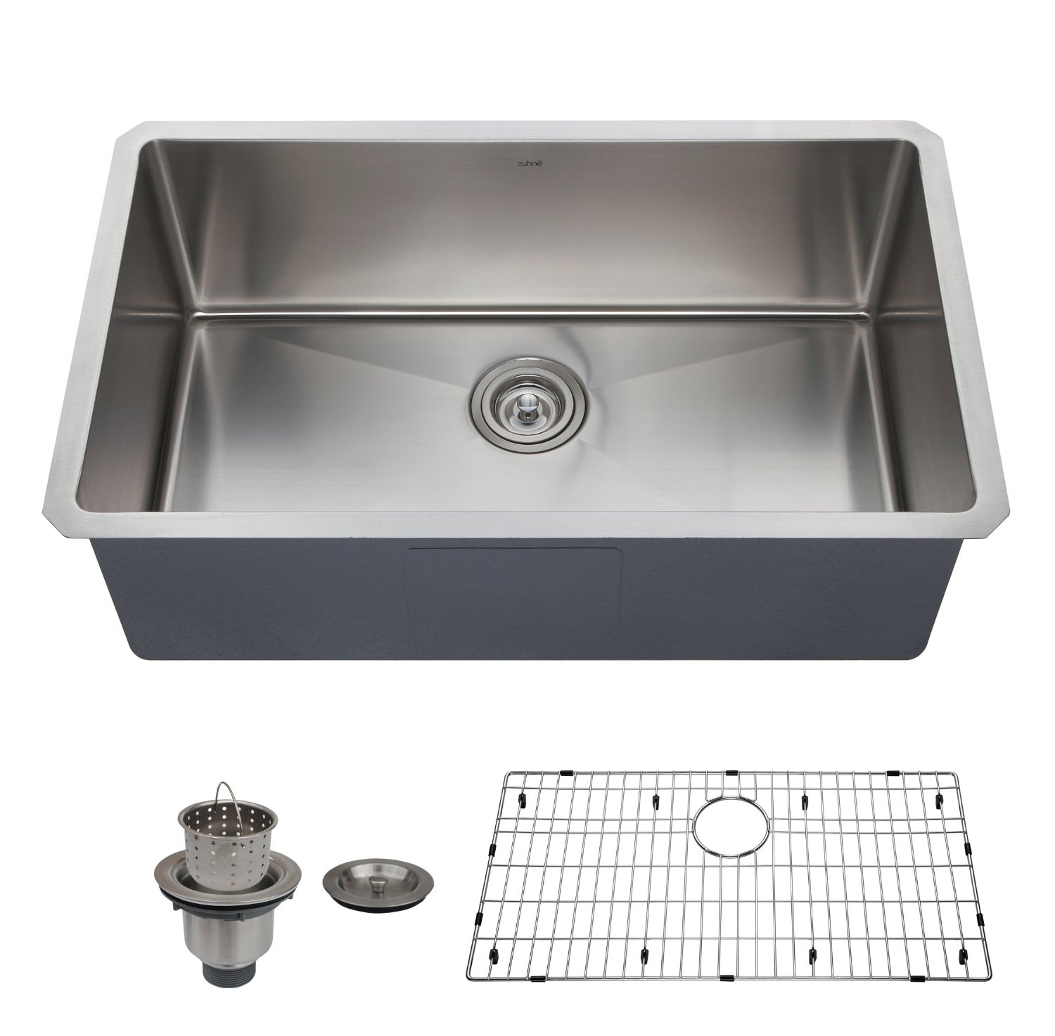 drop in kitchen sinks stone flooring best single bowl sink reviews buying guide bkfh