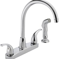 Faucet For Kitchen Sink Viking Kitchens Peerless P299578lf Choice Review