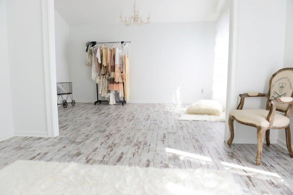 Inhaus Urban Loft White Washed Oak