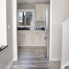 Best Way To Clean Wood Cabinets In Kitchen Cabinet Replacement Unbelievable 70's Home Remodel With Modern Touches And ...