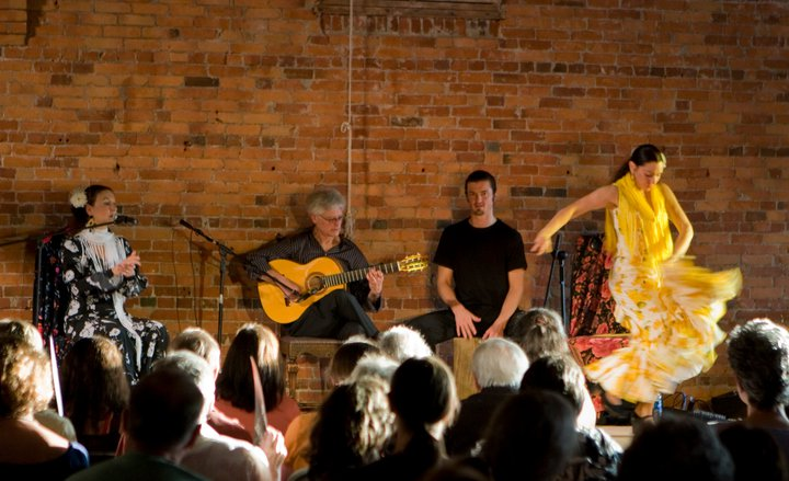 Seattle Flamenco Band 1 | Hire Live Bands. Music Booking