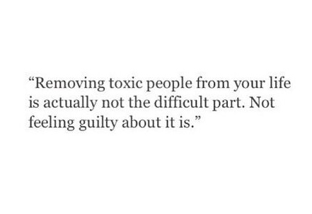 Removing Toxic People From Your Life Is Actually Not The Difficult