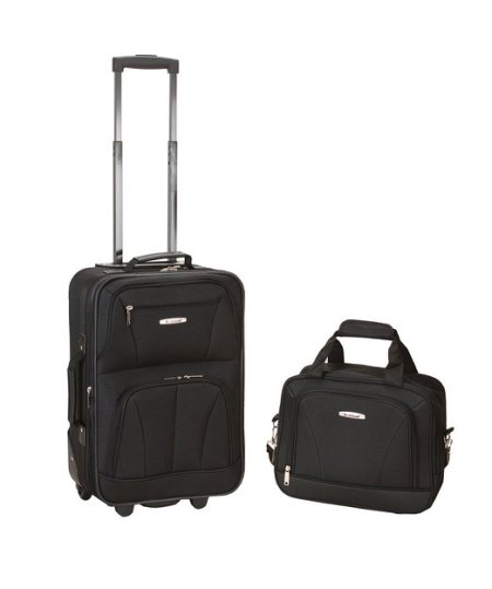 Rockland 2 Piece Luggage Set Review
