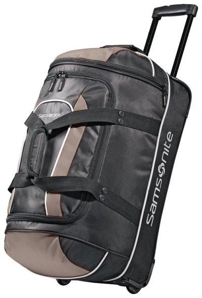 Samsonite Luggage 22 Inch Andante Wheeled Duffel Review