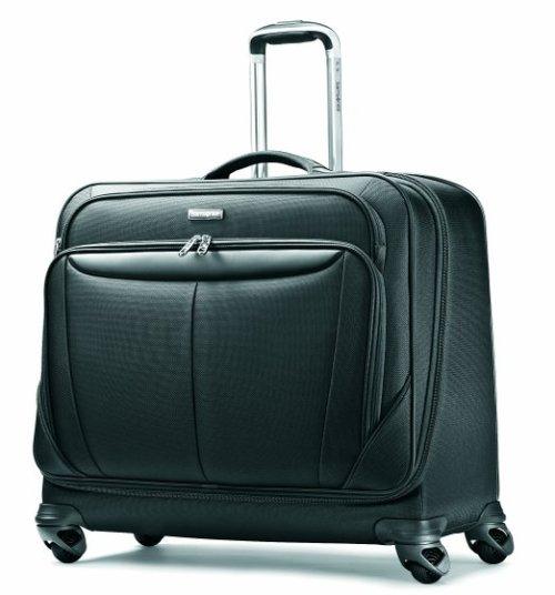 Samsonite Luggage Silhouette Sphere Spinner Garment Bag Review
