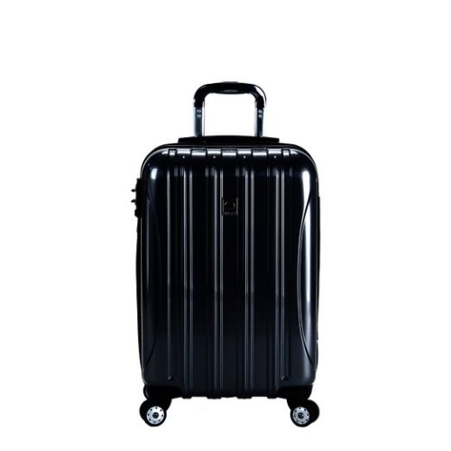 delsey luggage helium aero carry on spinner trolley review bestlugage. Black Bedroom Furniture Sets. Home Design Ideas