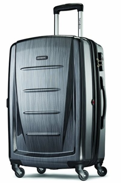 Samsonite Luggage Winfield 2 Fashion HS Spinner 24 Review