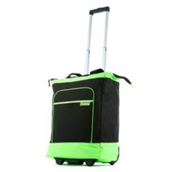 Olympia Luggage Rolling Shopper Tote