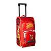 Disney Lightning McQueen Rolling Luggage Red