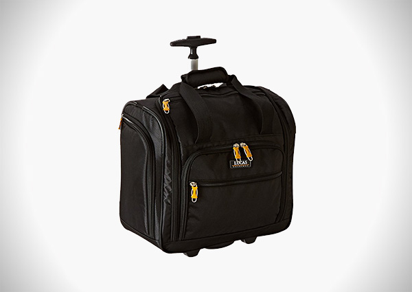 LUCAS Wheeled Underseat Cabin Bag 16 - eBags EXCLUSIVE