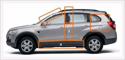 Car Body Parts Names Awesome Automotive Interpon United Kingdom