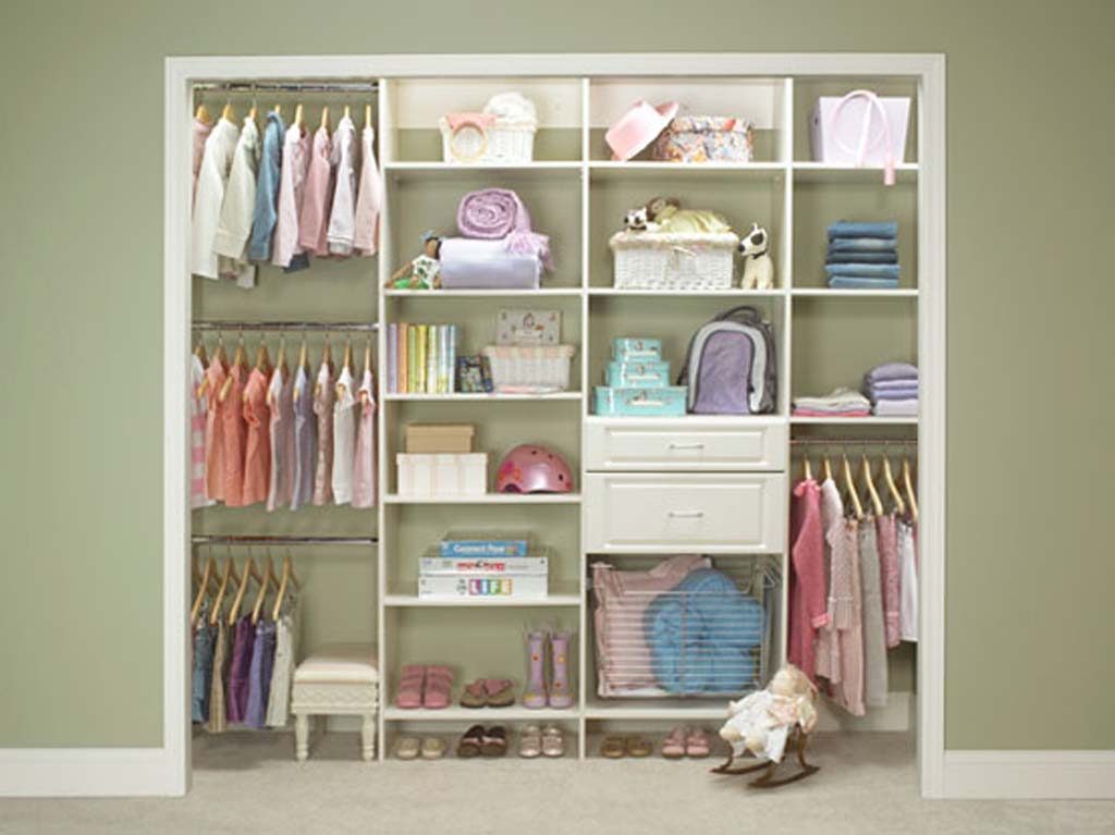"Do It Yourself Home Design: More Closet Space By Letting Those ""treasures"" Go"