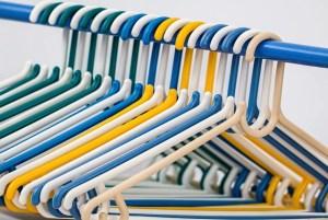 organize your closet hangers