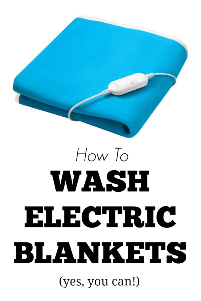 How You Can Wash Your Electric Blankets Yes It Is Possible