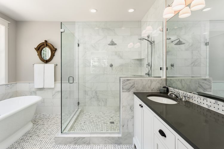 How to Keep Your Bathroom Clean Without Cleaning