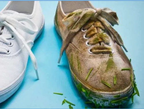 How to Clean White Shoes So They Look New