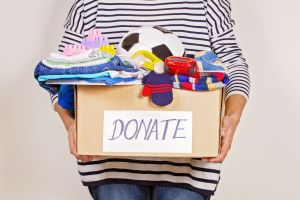 Declutter Donate Box