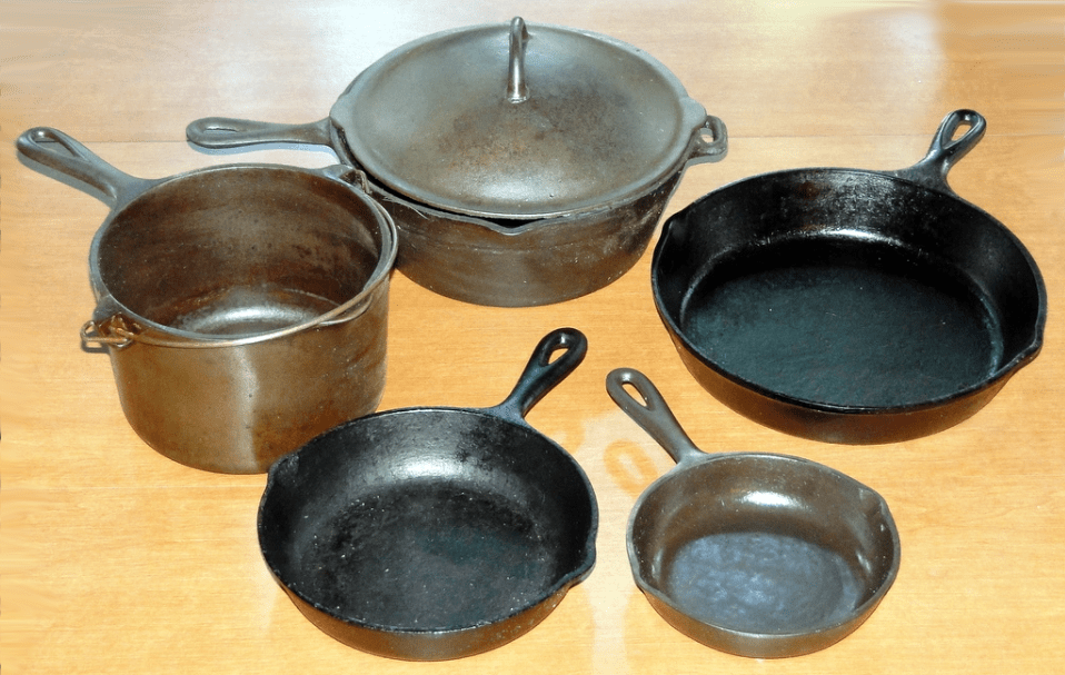 How to Clean a Cast Iron Skillet Properly