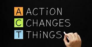 Image of Action Changes Things