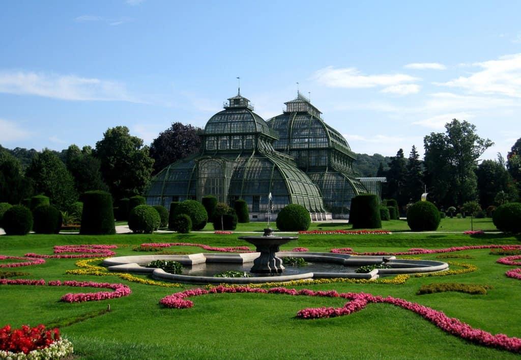 Resultado de imagem para Botanical Garden Of Vienna