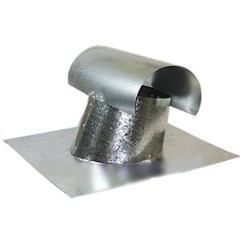 Roof Exhaust Vents For Kitchens Farm Kitchen Table 6-8 In. Galvanized T-top Vent, Fha Base