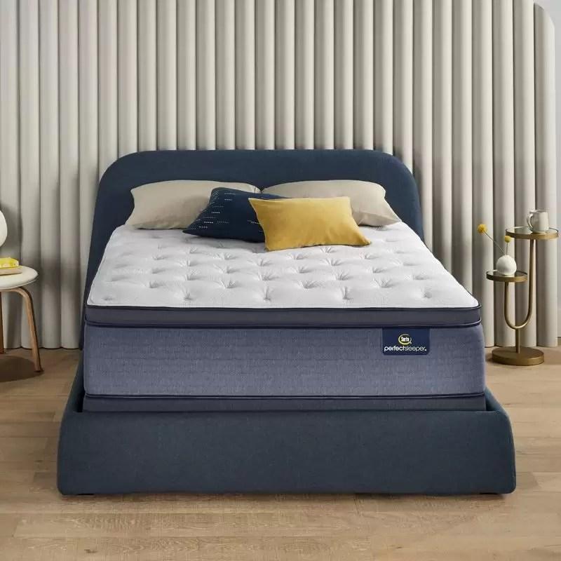serta superior excellence plush pillow top mattress