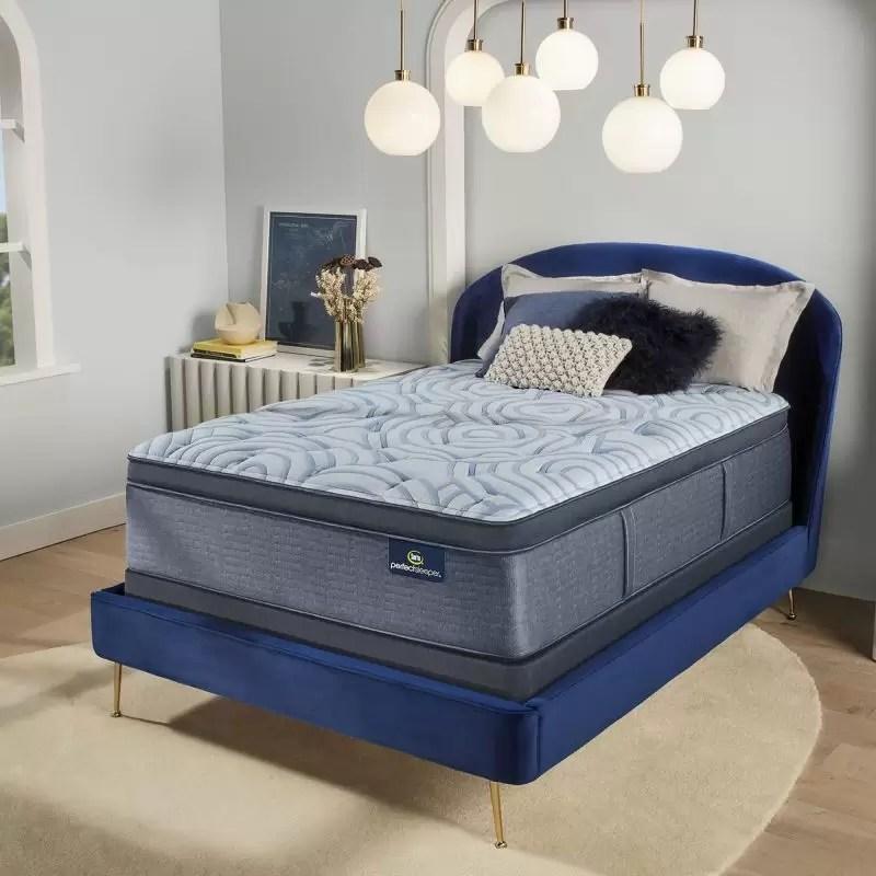 serta regal retreat plush pillow top mattress