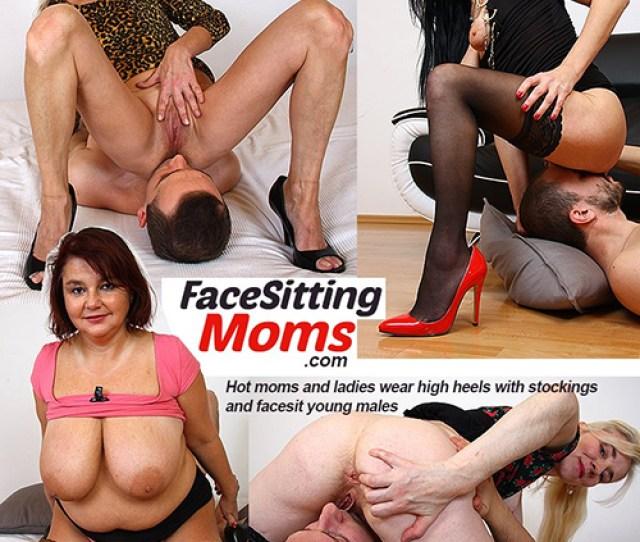 Facesittingmoms Com Mature Women Facesitting Boys