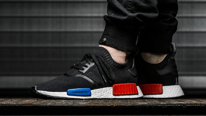 stylish ways to wear Adidas NMD men's sneakers.