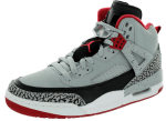 3 stylish ways to wear Nike Jordan Spizike Basketball Shoe.