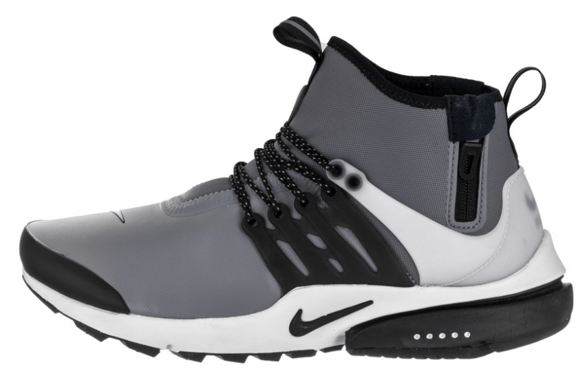 Key Features of Nike Air Presto Mid Utility Shoe; a View from Afar