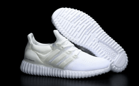 How to Clean White Adidas Ultra Boost Shoes with Hand