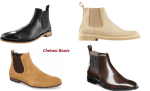 Attires to wear Chelsea Boots with