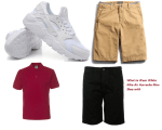 What to Wear White Nike Air Hurrache Men Shoe with