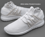 How to Clean White Adidas Primeknit Sneakers
