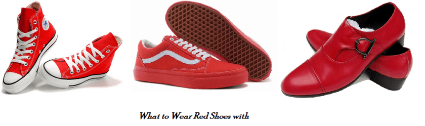 What to Wear Red Shoes with; Men's Style Guide
