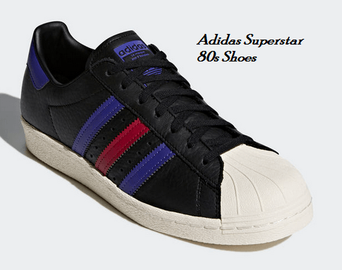 Key Features of Adidas Superstar 80s Shoes