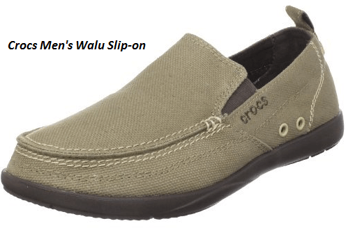Key Features and Benefits of Crocs Men's Walu