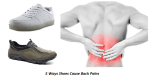5 Ways Shoes Cause Back Pains