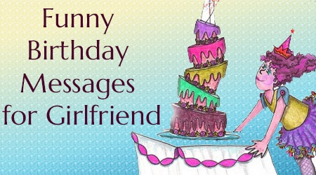 funny birthday messages for