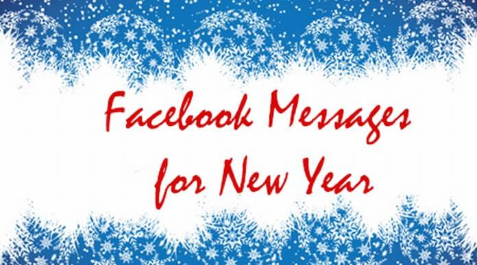 facebook messages for new