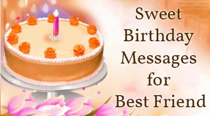 sweet birthday messages for