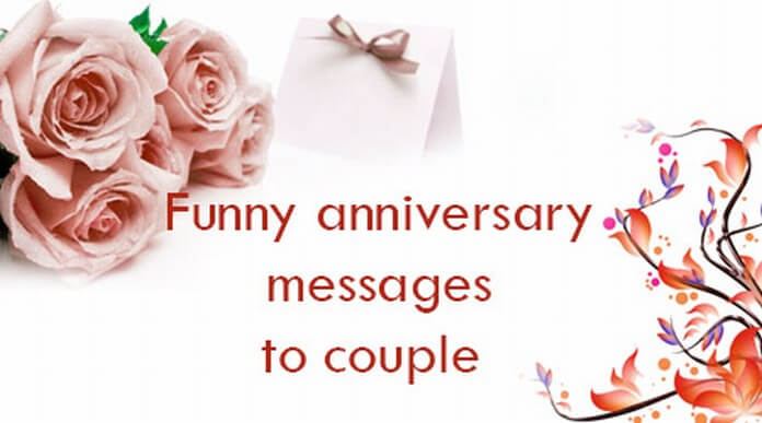 funny anniversary messages to