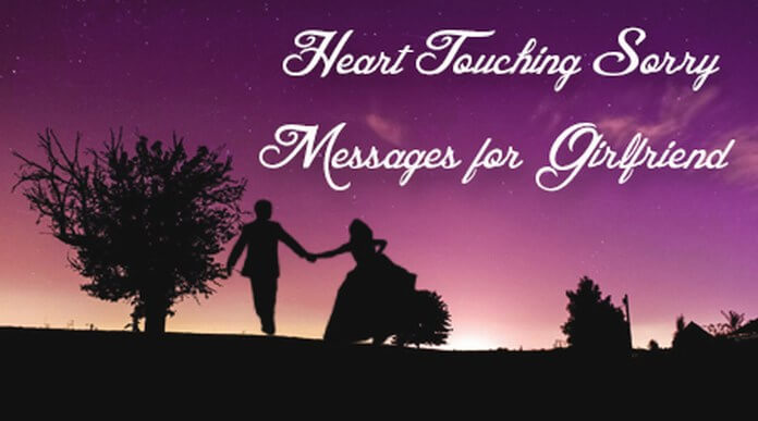heart touching sorry messages