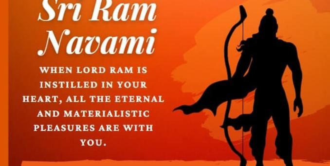 Rama Navami Quotes, Ram Navami Messages, wishes greetings
